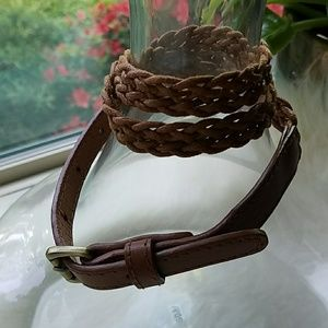 💥FREE💥 WITH PURCHASE Woven Belt
